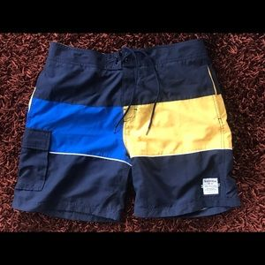 Mens Nautica Board Shorts 34W